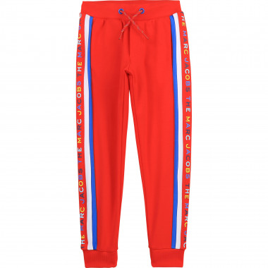 Knit jogging trousers THE MARC JACOBS for BOY