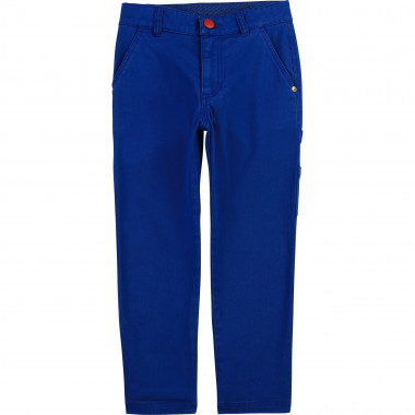 Stretch cotton trousers THE MARC JACOBS for BOY