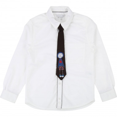 Shirt with removable tie LITTLE MARC JACOBS for BOY