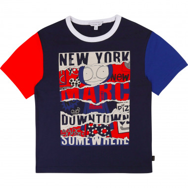 Cotton jersey T-shirt LITTLE MARC JACOBS for BOY