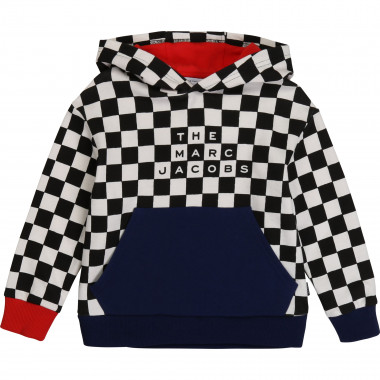 Hooded fleece sweatshirt THE MARC JACOBS for BOY