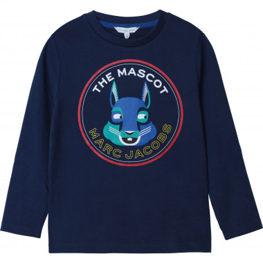 Cotton jersey T-shirt THE MARC JACOBS for BOY