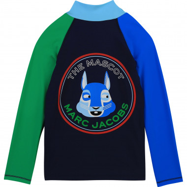 Colour block Anti-UV T-shirt THE MARC JACOBS for BOY