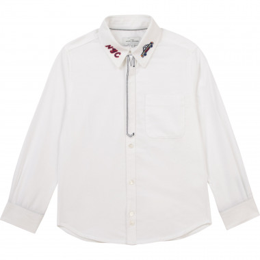 Oxford cotton shirt THE MARC JACOBS for BOY