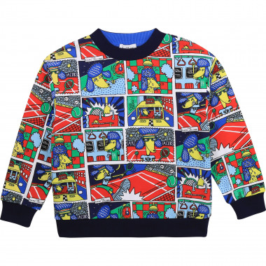 Fleece sweatshirt THE MARC JACOBS for BOY