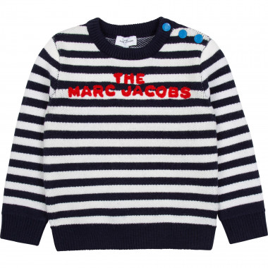 Striped jumper THE MARC JACOBS for BOY