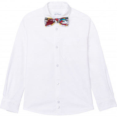 Shirt and bow tie set THE MARC JACOBS for BOY
