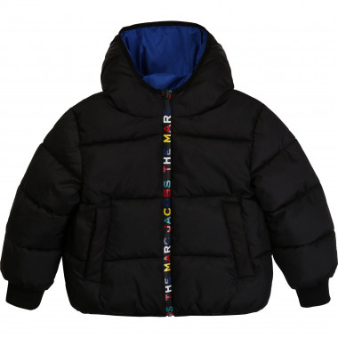 Reversible hooded parka THE MARC JACOBS for BOY