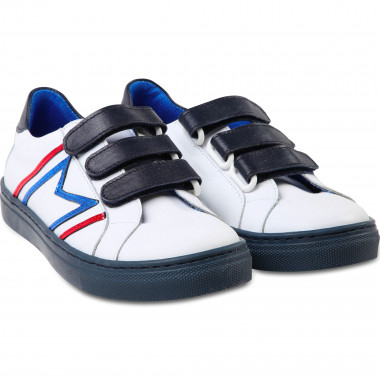 Leather logo trainers LITTLE MARC JACOBS for BOY