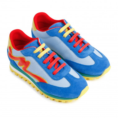 Multicoloured lace-up trainers THE MARC JACOBS for BOY