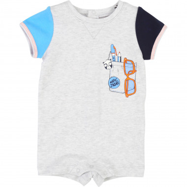 Interlock playsuit LITTLE MARC JACOBS for UNISEX
