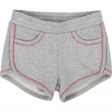 Embroidered fleece shorts ZADIG & VOLTAIRE for UNISEX