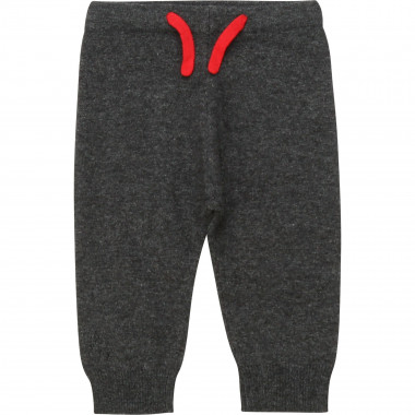 Wool blend knit trousers ZADIG & VOLTAIRE for UNISEX