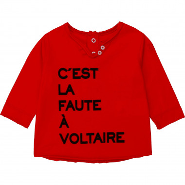 T-SHIRT ZADIG & VOLTAIRE for UNISEX