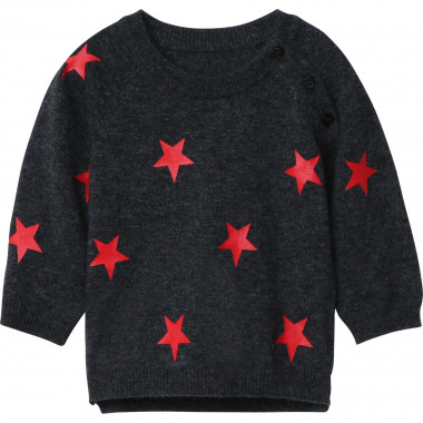 Jumper with star motif ZADIG & VOLTAIRE for UNISEX