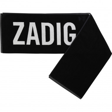 Terrycloth beach towel ZADIG & VOLTAIRE for GIRL