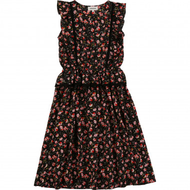 Long floral print dress ZADIG & VOLTAIRE for GIRL
