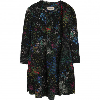 Viscose crepe dress ZADIG & VOLTAIRE for GIRL