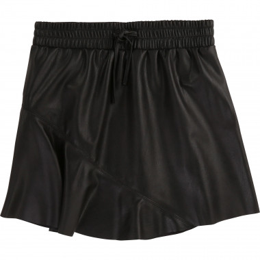 Short imitation leather skirt ZADIG & VOLTAIRE for GIRL