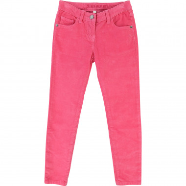 Cotton velvet trousers ZADIG & VOLTAIRE for GIRL