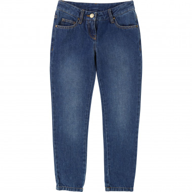 Slim fit denim trousers ZADIG & VOLTAIRE for GIRL