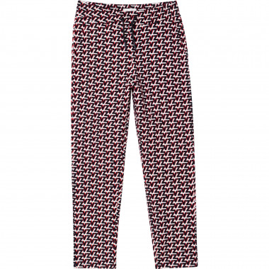 Printed jogging trousers ZADIG & VOLTAIRE for GIRL