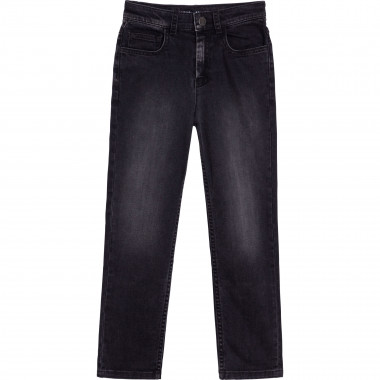 High-waisted denim trousers ZADIG & VOLTAIRE for GIRL