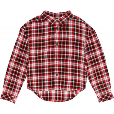 Viscose check shirt ZADIG & VOLTAIRE for GIRL