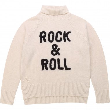 POLO NECK SWEATER OR JUMPER ZADIG & VOLTAIRE for GIRL