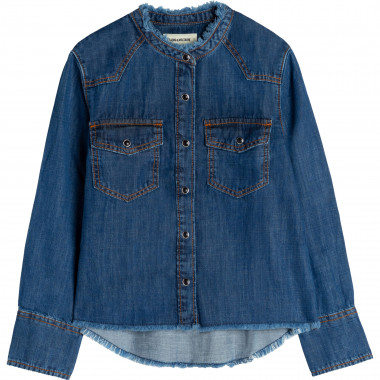 Long-sleeved shirt ZADIG & VOLTAIRE for GIRL