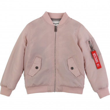 Jacket with keychain ZADIG & VOLTAIRE for GIRL