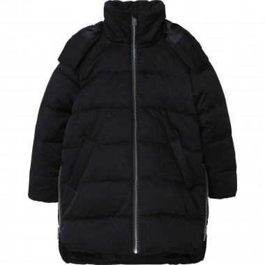 Hooded padded parka ZADIG & VOLTAIRE for GIRL