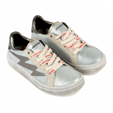Leather trainers ZADIG & VOLTAIRE for GIRL