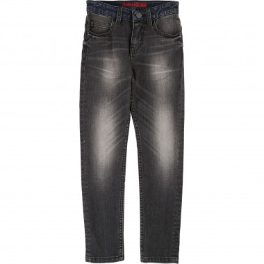 Adjustable slim-fit jeans ZADIG & VOLTAIRE for BOY