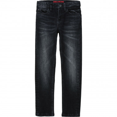 DENIM TROUSERS ZADIG & VOLTAIRE for BOY