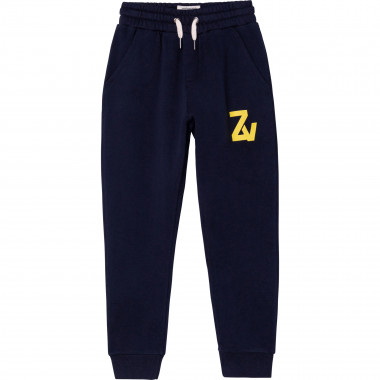 Cotton jogging trousers ZADIG & VOLTAIRE for BOY