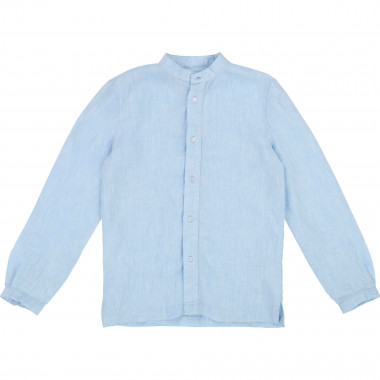 Printed mandarin collar shirt ZADIG & VOLTAIRE for BOY