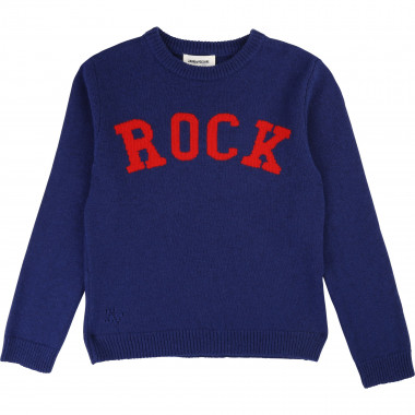 Wool and cashmere jumper ZADIG & VOLTAIRE for BOY