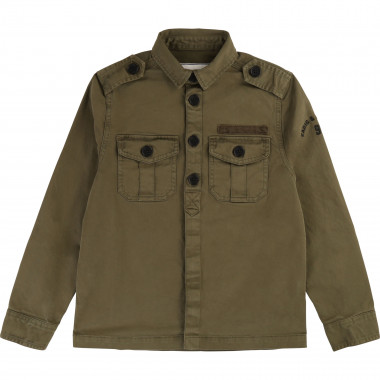 Cotton overshirt ZADIG & VOLTAIRE for BOY