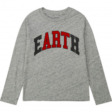 Cotton jersey long-sleeved top ZADIG & VOLTAIRE for BOY