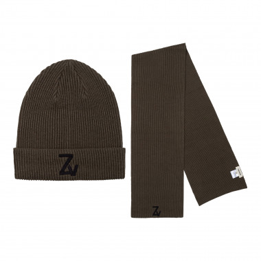 Beanie and scarf set ZADIG & VOLTAIRE for BOY