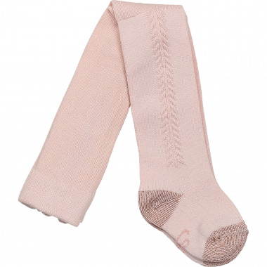 Tricot tights CARREMENT BEAU for GIRL