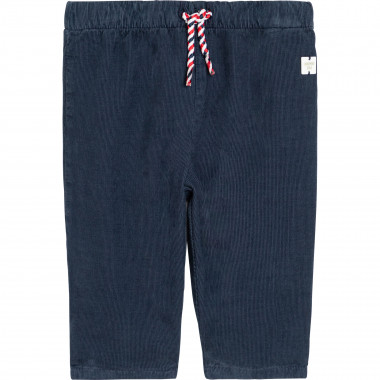 Corduroy trousers with cord CARREMENT BEAU for BOY