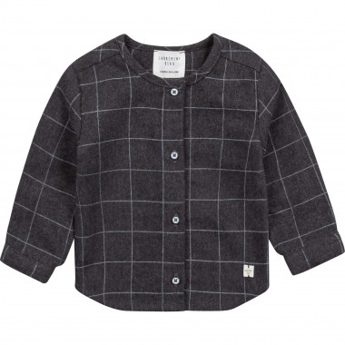 Chequered flannel shirt CARREMENT BEAU for BOY