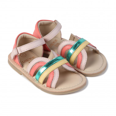 Velcro sandals CARREMENT BEAU for GIRL