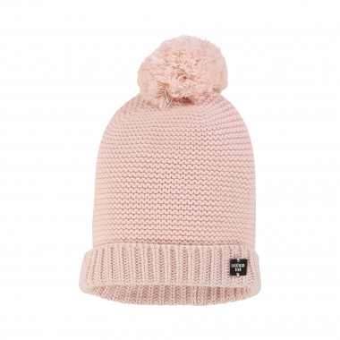 Tricot and lurex hat CARREMENT BEAU for GIRL