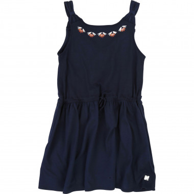 Sleeveless dress CARREMENT BEAU for GIRL