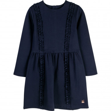 Frilly Milano dress CARREMENT BEAU for GIRL