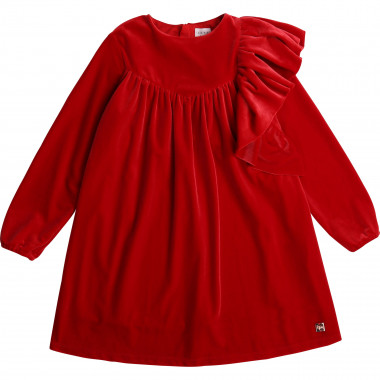 Velvet formal dress CARREMENT BEAU for GIRL