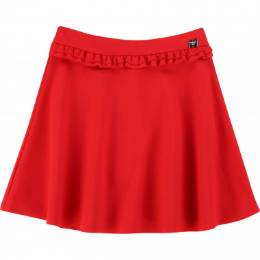Zipped milano skirt CARREMENT BEAU for GIRL
